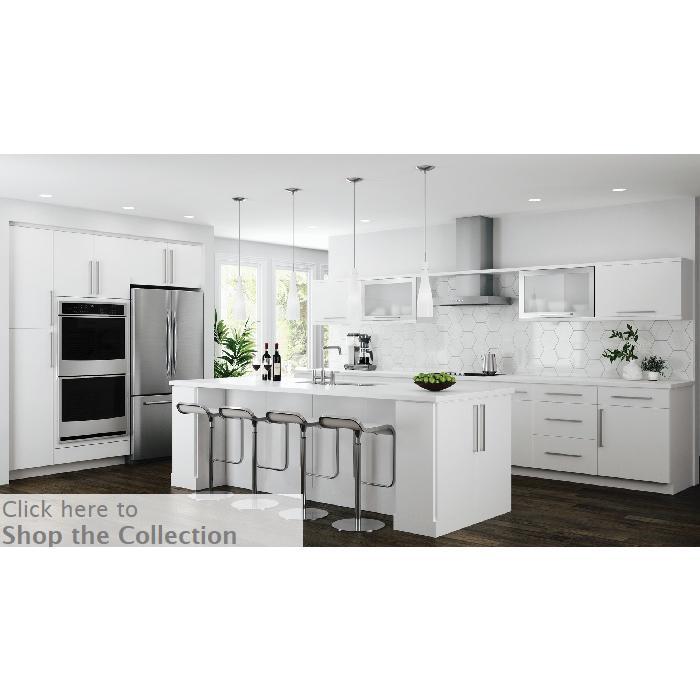 Designer Series, Kitchen Cabinets, Kitchen Design, Kitchen Remodel, White Kitchen Cabinets, Slab Door